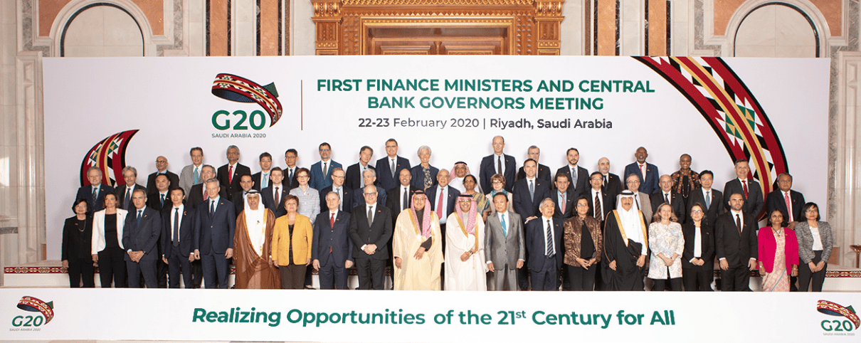 g20 Finance Ministers Meeting 2020